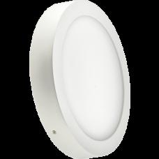 Світлодіодний світильник Rivne LED 18W «коло» накладний