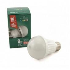 Світлодіодна лампа TITANUM LED A60 9W E27 4100K 220V